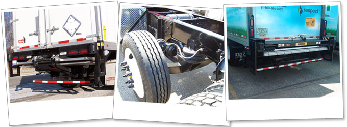 Tractor Lift Gate : Lift gates axles commercial truck lifts kan am